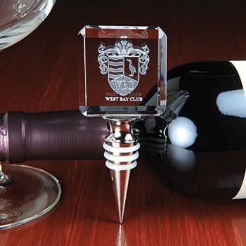 Square Wine Stopper